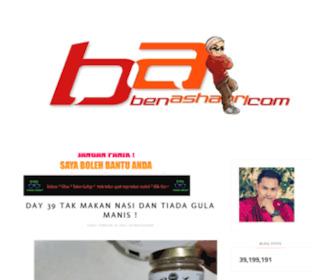 Benashaari.com - BEN ASHAARI