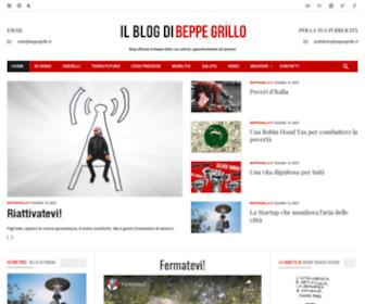 Beppegrillo.it - Blog di Beppe Grillo
