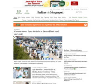 Berlin1.de - Aktuelle Nachrichten  - Berliner Morgenpost