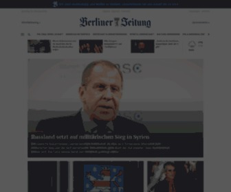 Berliner-zeitung.de - Berliner Zeitung -