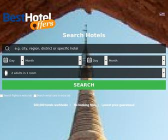 Besthoteloffers.net - Best Hotel Offers - Compare Hotel Prices and Save up to 80%!