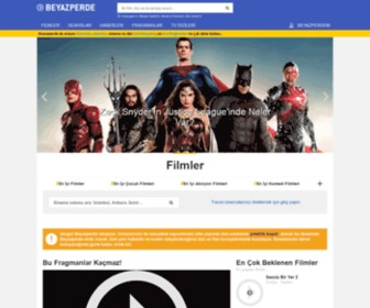 Beyazperde.com - Beyazperde: Film haberleri, eleştirileri, sinema seansları, fragmanlar, videolar, TV programları, TV dizileri!