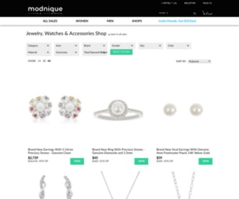 Bidz.com - Bidz.com - Online Jewelry Auctions. Discounted Authentic Rings, Watches, Sunglasses, Gold and Diamonds.