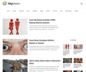 Bilgiustam.com - Anasayfa ⋆ Bilgiustam