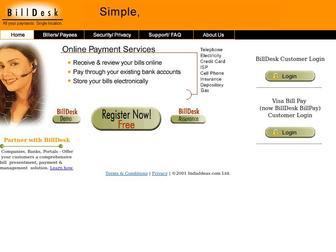 Billdesk.com - BillDesk - All Your Payments. Single Location.