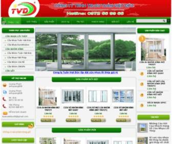 Binhminhwindow.com.vn - Cua chong muoi Binh Minh Screens | Cửa chống muỗi Bình Minh Screens