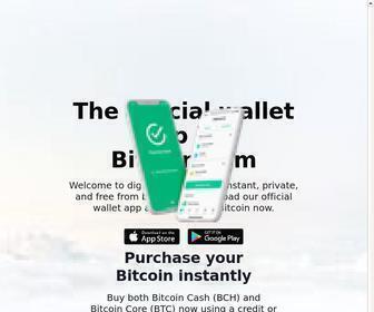 Bitcoin.com - www.bitcoin.com | 521: Web server is down