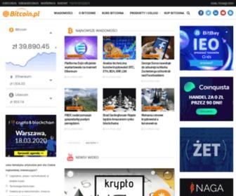 Bitcoin.pl - Bitcoin.pl - Polski Portal Bitcoin. Najważniejsze informacje i kurs Bitcoin.