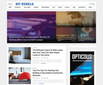 Bitrebels.com - Bit Rebels - Technology, Social Media, Bussiness, Geek News