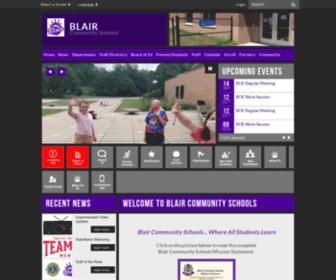 Blairschools.org - Blair Community Schools - Index