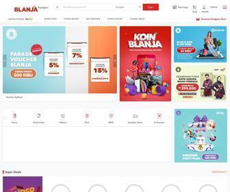 Blanja.com - Situs Jual Beli & Belanja Online Murah, Terpercaya - BLANJA.com