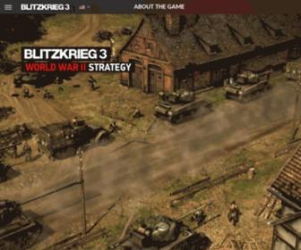 Blitzkrieg.com - Blitzkrieg 3