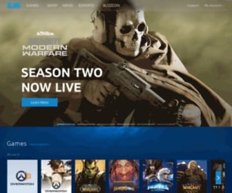 Blizzard.com - Blizzard Entertainment