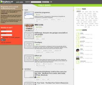 Blogmarks.net - Blogmarks : Public marks