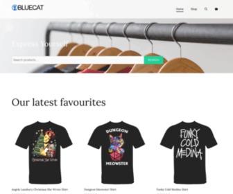 Bluecatstore.com - Default Web Page