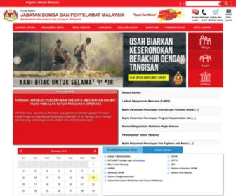 Bomba.gov.my - Portal Rasmi Jabatan Bomba dan Penyelamat Malaysia