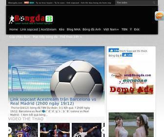 Bongda8.com - Bóng Đá 8: tin bong da 24h | truc tiep bong da, Link sopcast | ket qua