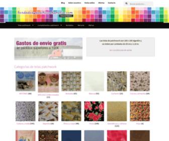 Bordadosypatchworkamelia.com - Patchwork y bordados Amelia. Mercería especializada en bordados mallorquines y patchwork