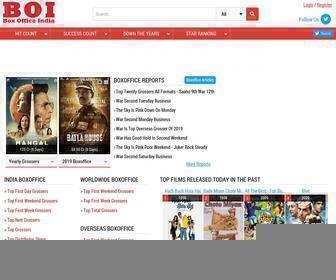 Boxofficeindia.com - Home - Box Office India