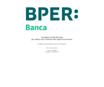 Bpergroup.net - BPER Group