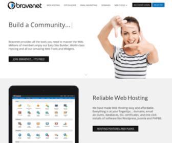 Bravesites.com - Website Builder by Bravenet.com