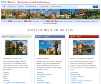 Britainexpress.com - UK travel and heritage - Britain Express UK travel guide