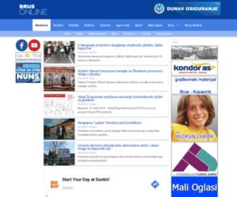 Brusonline.com - Brus ONLINE - Naslovna