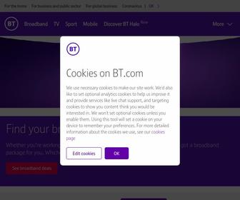 Bt.com - BT | Using the power of communication to make a better world