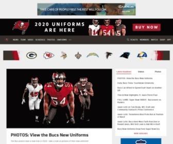 Buccaneers.com - Official Site of the Tampa Bay Buccaneers