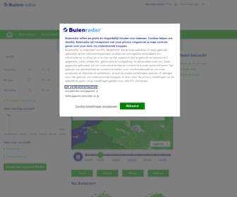 Buienradar.nl - Buienradar.nl - Weer - Actuele neerslag, weerbericht, weersverwachting, sneeuwradar en satellietbeelden