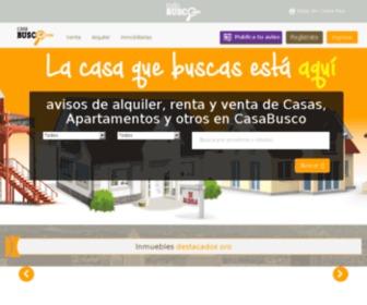 Buscomicasa.cr - Bienes Raíces Costa Rica | Compra y Venta de Propiedades, Anuncios Clasificados Buscomicasa