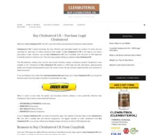 Buyclenbuteroluk.com - Buy Clenbuterol UK - Buy Two Get One Free