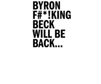 Byronbeck.com - index