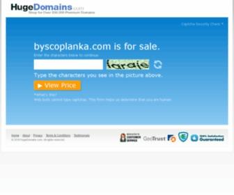 Byscoplanka.com - HugeDomains.com - Byscoplanka.com is for Sale (Byscoplanka)