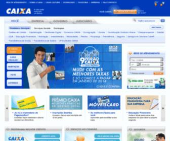 Caixa.gov.br - Caixa Econômica Federal