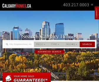 Calgaryhomes.ca - Calgary Homes & Real Estate for Sale - Justin Havre & Associates