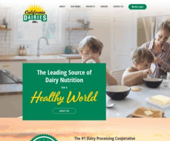 Californiadairies.com - California Dairies