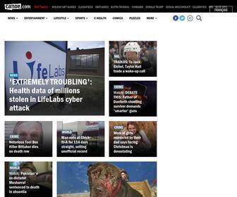 Canoe.com - Canoe News | Latest Canada & World Headlines | Top Stories, Breaking News | Canoe