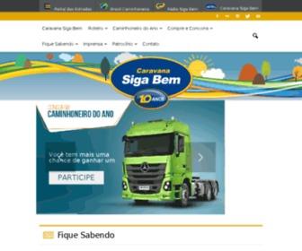 Caravanasigabem.com.br - Caravana Siga Bem