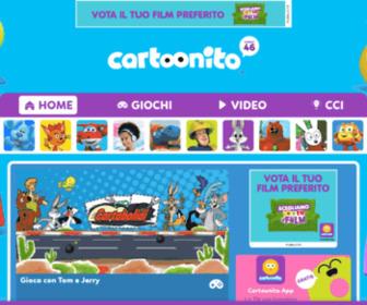 Cartoonito.it - Cartoonito | Video e Cartoni animati, giochi gratis per bambini