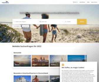 Casamundo.de - Ferienhäuser & Ferienwohnungen online buchen - CASAMUNDO