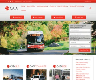 Catabus.com - CATA | Centre Area Transportation Authority -  State College, PA