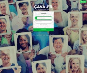 Cava.fr - Site de rencontre gratuit - site de rencontre sérieux - rencontre femme - rencontre homme