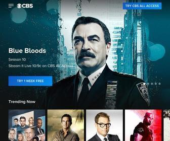 Cbs.com - CBS TV Network Primetime, Daytime, Late Night and Classic Television Shows