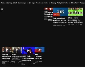 Cbsnews.com - CBS News - Breaking News, Live News stream 24x7