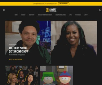 Cc.com - Comedy Central Official Site - TV Show Full Episodes & Funny Video Clips
