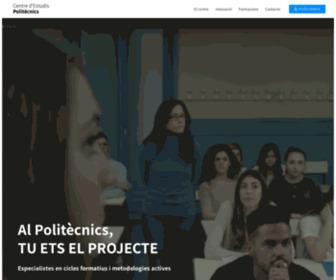 Cepnet.net - Home - Centre d'Estudis Politècnics