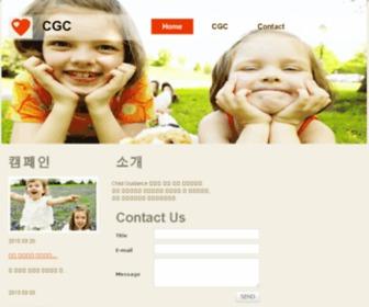 Cgc.com - Home