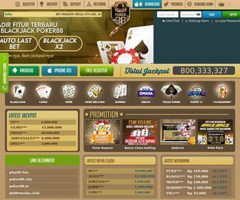 Champ88.asia - Poker Online   Game Poker Online Indonesia Terpercaya   Judi Poker   Agen Poker by Poke88.asia
