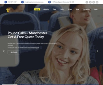 Cheaptaximanchester.co.uk - Taxis Manchester, Cheap Taxis Manchester, Manchester Airport Taxis